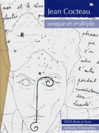 Pierre-Marie Héron - Jean Cocteau - Unique et multiple, 1 livre abécédaire et 1 d. 1 DVD