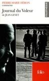 Pierre-Marie Héron - Journal du voleur de Jean Genet.