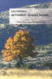 Pierre-Marie Héron et Claude Leroy - Les Univers de Frédéric Jacques Temple.