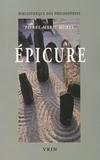 Pierre-Marie Morel - Epicure - La nature et la raison.