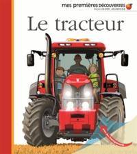Pierre-Marie Valat et Gabriel Rebufello - Le tracteur.