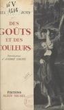 Pierre Marois et André Lhote - Des goûts et des couleurs.
