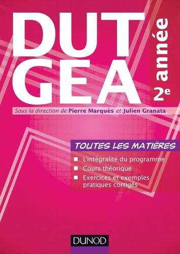 Pierre Marquès et Julien Granata - DUT GEA 2e année.