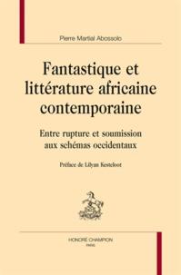 Deedr.fr Fantastique et littérature africaine contemporaine - Entre rupture et soumission aux schémas occidentaux Image