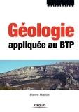 Pierre Martin - Géologie appliquée au BTP.