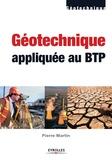 Pierre Martin - Géotechnique appliquée au BTP.
