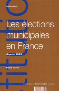 Rhonealpesinfo.fr Les élections municipales en France depuis 1945 Image