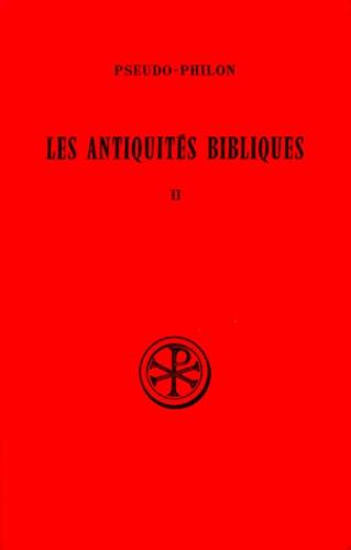 Pierre-Maurice Bogaert et  Pseudo-Philon - .