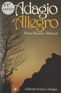 Pierre-Maurice Richard - Adagio allegro.