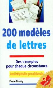 Histoiresdenlire.be 200 MODELES DE LETTRES Image