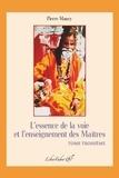 Pierre Maury - L'essence de la voie et l'enseignement des maitres. tome troisieme.