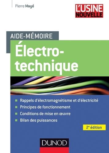 Pierre Mayé - Aide-mémoire électrotechnique.