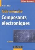 Pierre Mayé - Composants électroniques.