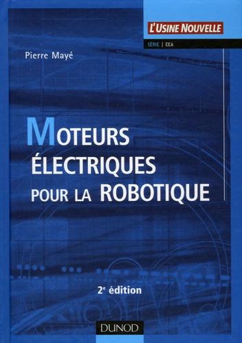 Pierre Mayé - Moteurs électriques pour la robotique.