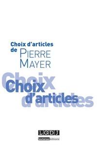 Histoiresdenlire.be Choix d'articles de Pierre Mayer Image