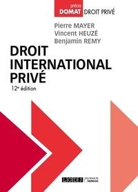 Pierre Mayer et Vincent Heuzé - Droit international privé.