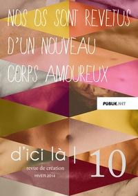 Pierre Ménard - d'ici là, n°10 - collectif dirigé par Pierre Ménard, 60 auteurs, epub avec audio et photographies.