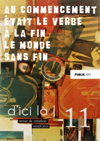 Pierre Ménard - d'ici là, n°11 - collectif dirigé par Pierre Ménard, 36 auteurs, epub avec audio et photographies.
