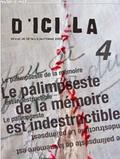 Pierre Ménard - d'ici là n°4 | Le palimpseste de la mémoire est indestructible - revue trimestrielle de création numérique.