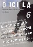 Pierre Ménard - d'ici là, n°6 - collectif dirigé par Pierre Ménard, 53 auteurs, inclut version iPad avec bande son.