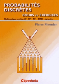 Lemememonde.fr Probabilités discrètes, cours et exercices - Mathématiques spéciales MP, MP*, PSI*, CAPES, Agrégation Image