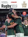 Pierre-Michel Bonnot - Le livre d'or du rugby.