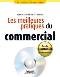 Pierre-Michel do Marcolino - Les meilleures pratiques du commercial.