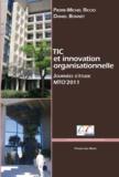Pierre-Michel Riccio et Daniel Bonnet - TIC et innovation organisationnelle - Journées d'étude MTO'2011.