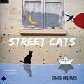 Pierre Michel et Marie Christian - Street cats - Chats des rues.