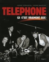 Pierre Mikaïloff et Pierre Terrasson - Téléphone - Ca (c'est vraiment eux).