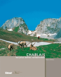 Pierre Millon - Chablais - Les plus belles randonnées.