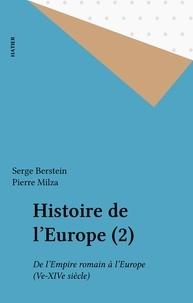 Pierre Milza et Serge Berstein - .
