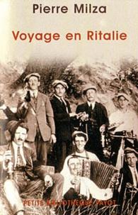 Pierre Milza - Voyage en Ritalie.