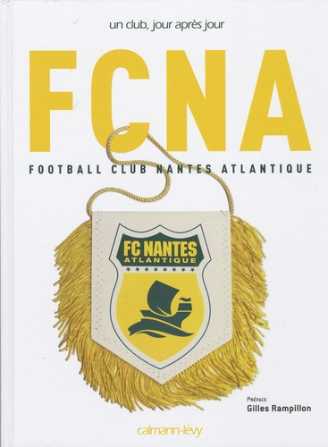 Pierre Minier - FCNA - Football Club Nantes Atlantique.