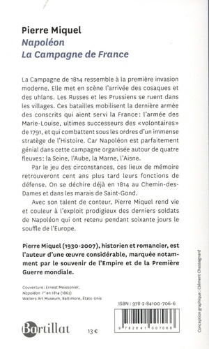 Napoléon. La Campagne de France