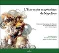 Pierre Mollier et Pierre-François Pinaud - L'état-major maçonnique de Napoléon - Dictionnaire biographique des dirigeants du Grand Orient de France sous le Premier Empire.