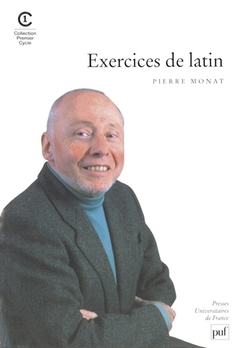 Pierre Monat - Exercices de latin.