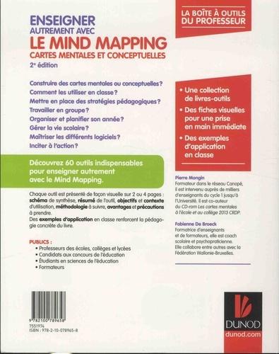 Enseigner autrement avec le mind mapping. Cartes mentales et conceptuelles 2e édition