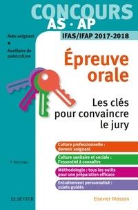 Concours Aide-soignant et Auxiliaire de puériculture - Epreuve orale - IFAS/ISAP. Les clés pour convaincre le jury.pdf