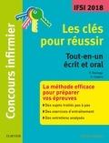 Pierre Montagu et Hervé Cubero - Concours infirmier Les clés pour réussir.