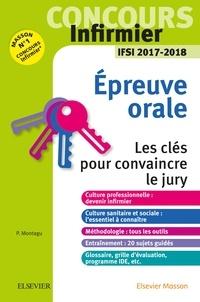 Concours infirmier - Epreuve orale. Les clés pour convaincre le jury.pdf