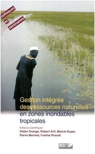 Pierre Morand et Yveline Poncet - Gestion intégrée des ressources naturelles en zones inondables tropicales - Séminaire international (Bamako, 20-23 juin 2000, Palais des Congrès).