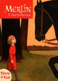 Pierre Mornet - Merlin l'enchanteur - Les Chevaliers de la table ronde. 1 CD audio