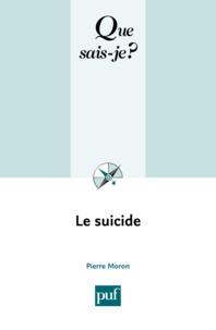 Pierre Moron - Le suicide.