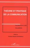 Pierre Mouandjo B-Lewis et Patricia Mbianda - Théorie et pratique de la communication.