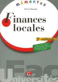 Deedr.fr Finances locales Image