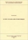 Pierre Müller - Jaurès, vocabulaire et rhétorique.