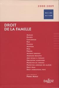Pierre Murat - Droit de la famille.