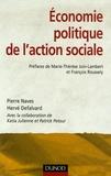 Pierre Naves et Hervé Defalvard - Economie politique de l'action sociale.