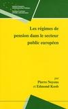 Pierre Neyens - Les régimes de pension dans le secteur public européen.